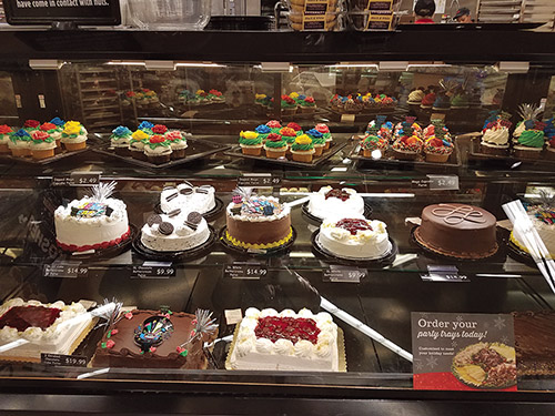 Bergenfield Acme Serves Up Pareve Cakes and Treats JewishLink of
