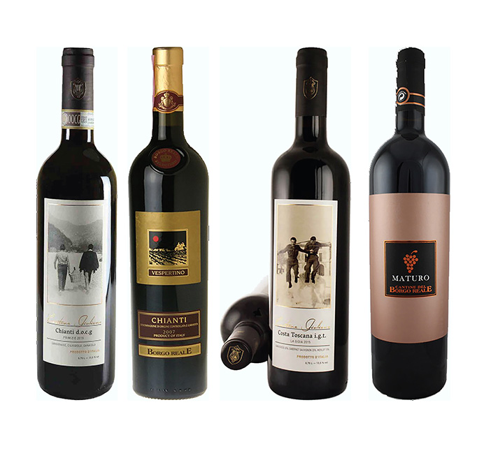 Italian Reds: Easy-Drinking Wines for Summer Dinners