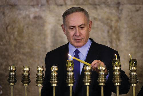 Netanyahu Caught on Hot Mic Blasting Europe's 'Crazy' Policies on Israel