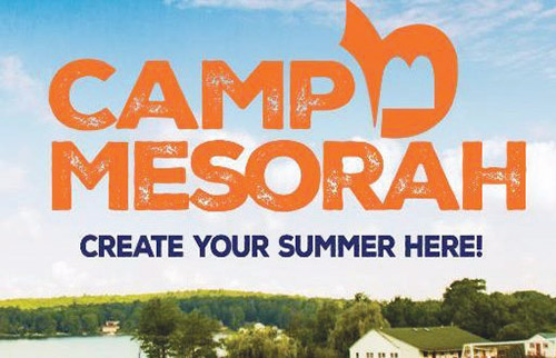 Join The Mesorah Family For Summer 2018 Create Your Summer