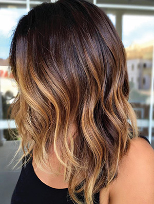 Tiger Eye Hair Color This Season S Trending Fall Color