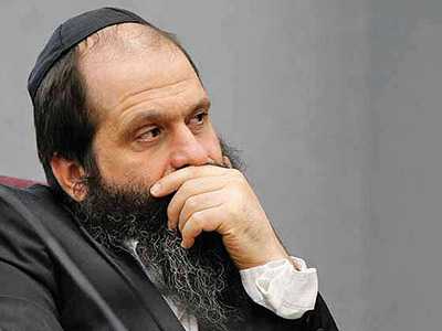 Trump Commutes Sentence of Sholom Rubashkin