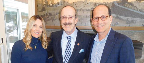 NORPAC Hosts Congressman Eliot Engel (D-NY) and Senator Cory Gardner (R-CO) in Bergen County