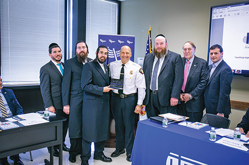 NJJBA Holds Law Enforcement Meeting