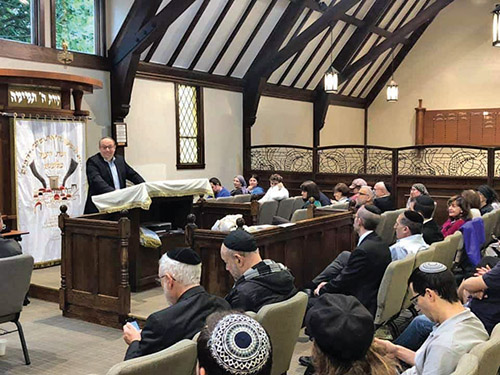 RCBC Kinus Teshuva Highlights Communal Repentance