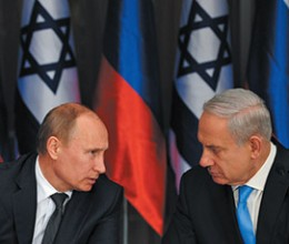 Israel Copes With Syrian Civil War's New Game of Russian Roulette