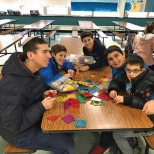 Yavneh Academy Hosts Friendship Circle Mini Camp
