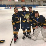 Avalanche Are New Jersey Youth Hockey League (NJYHL) Hershey Holiday Tournament Champions