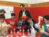 Yavneh Academy Holds Third Annual STEM Night