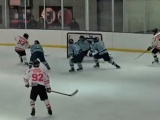 Frisch Ice Hockey Battles Back to Erase 5-1 Deficit