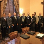 NJ Jewish Business Alliance Advocates in Trenton