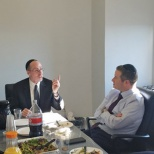 Rothenberg Law Firm Hosts TABC Lunch and Learn