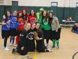 Color War Adds to the Simcha at Ma'ayanot