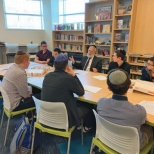 TABC Leadership Kollel Hears From Rabbi Yaakov Neuburger