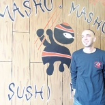 Mashu Mashu Is Great Sushi in Any Language