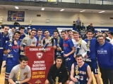 MTA Varsity Lions Win Tier II Sarachek Championship;  Earn Right to Name Coach's Baby