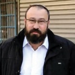 "Hero Rabbi Achiad Ettinger, H""YD, Is Buried"