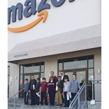 RPRY Visits Amazon for Robotics Unit