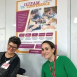 Yavneh Academy Hosts the JSTEAM Hub