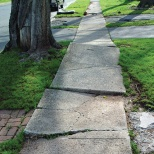 Again, Sidewalk Complaints Are Cracking Up Teaneck