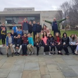 BPY Seventh Grade Goes to Philadelphia