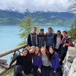 Frisch Students Travel to Switzerland
