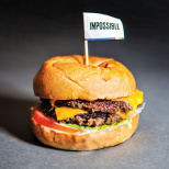 'Impossible Burger' Is a Hot Topic at Food and Beverage Innovation Summit