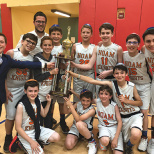 Noam Sixth Grade Boys Complete Championship Sweep