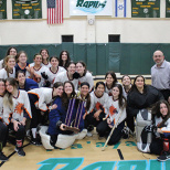 Heschel Heat Girls Hockey Repeat as MYHSAL Champions
