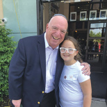 Yeshivat Noam Hosts Grandparents and Special Visitors Day