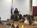 Ma'ayanot Sophomores Share Interdisciplinary Day of Learning