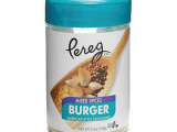Five Tasty Ideas to Liven up Your Burgers—Plus Grilling Tips From Pereg Natural Foods