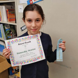 BPY Student Aderet Bassik Wins Paramus Poetry Contest