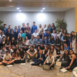 Over 200 Celebrate  Valley Chabad's Teen Gala