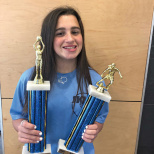 Teaneck Doghouse Sportstar of the Week: Liav Merlin