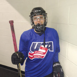 Fair Lawn's Shoshana Lofstock Recognized for Ice Hockey Skills
