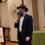 'Jewish Indiana Jones' Addresses Chabad of Hackensack
