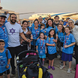 242 Make Aliyah This Week, Dozens from NJ