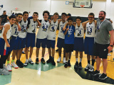 Bergen Boys Win Gold At Maccabi Games