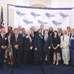 NJJBA Recognizes Cong. Josh Gottheimer At Fifth Annual Networking Event