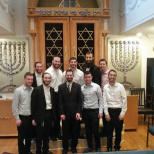 Sephardic Congregation of Fort Lee Hosts Summer Kollel for YU Students