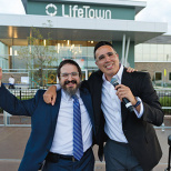 Life Town NJ Dedicated in Livingston
