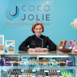 Coco Jolie Brings Artistic Kosher Chocolate to Englewood