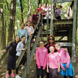 RYNJ Middle School Enjoys Camp Vacamus