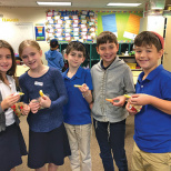 Yeshivat Noam Parents Association Wishes Students Sweet New Year