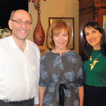 NORPAC Hosts  Senator Tina Smith  (D-MN) in Englewood