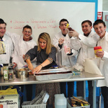 TABC Culinary Arts Class Prepares for Chagim