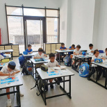 School Year Begins in Ramat Givat Ze'ev