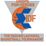 2019 Hoops for Heroes Yashar LaChayal Middle School Basketball Tournament