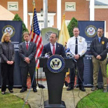 Rep. Gottheimer Focuses on Bipartisan Efforts Toward Fighting Terror